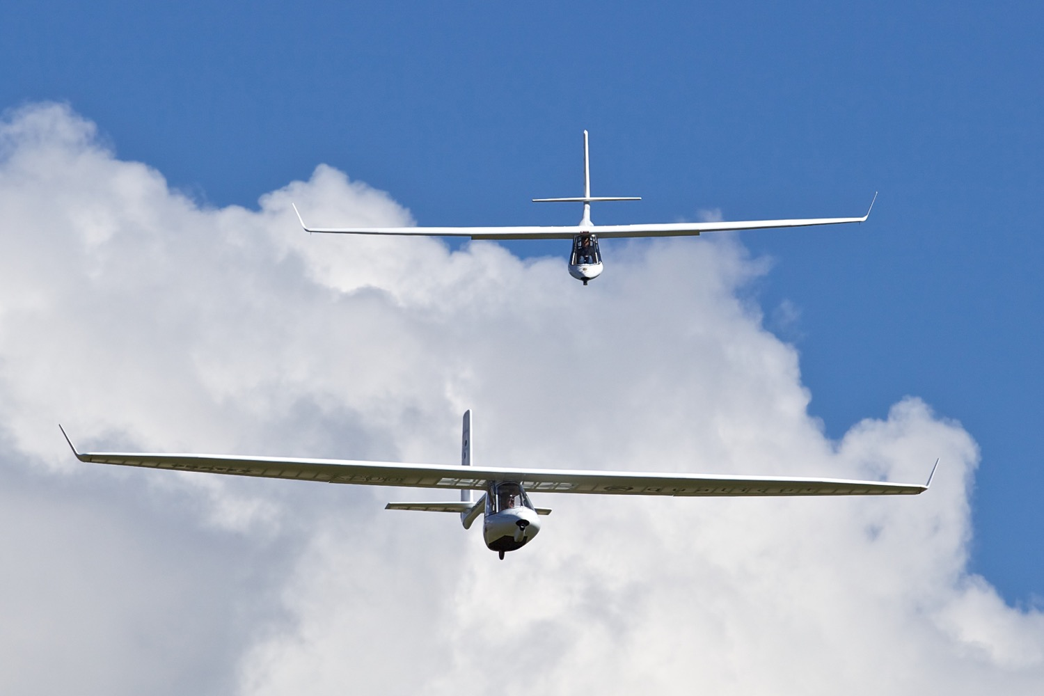 Easy Glider: Natural speed range (30 – 130 km/h | 19 – 81 mph), very good stall behaviour.